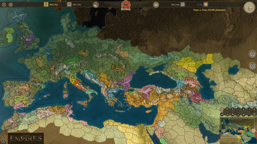 Field of Glory: Empires is a new grand-strategy game with a