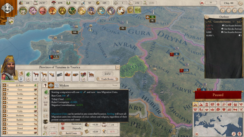 Review: Imperator: Rome | Strategy Gamer