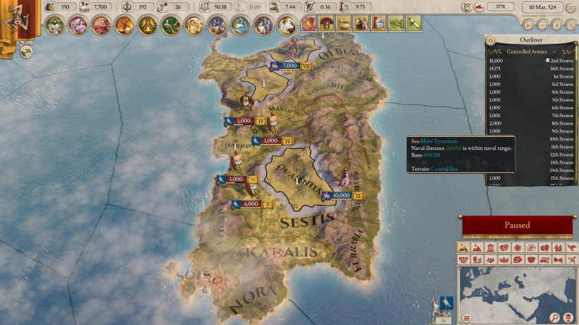 Tips & Tricks for Imperator Rome (1 2 Cicero)   Strategy Gamer