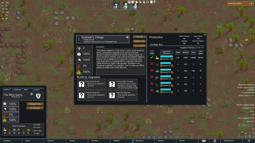 The Best Rimworld Mods | Strategy Gamer