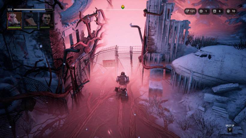 Mutant: Year Zero - Seed of Evil Review | Strategy Gamer