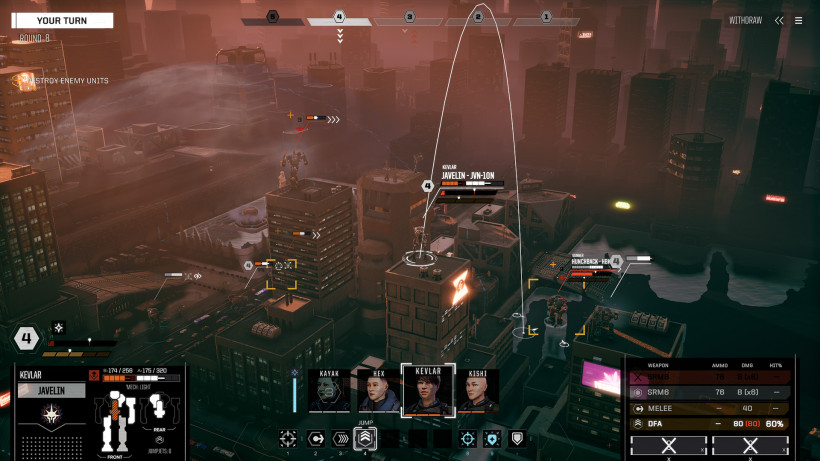 BattleTech: Urban Warfare Review | Strategy Gamer
