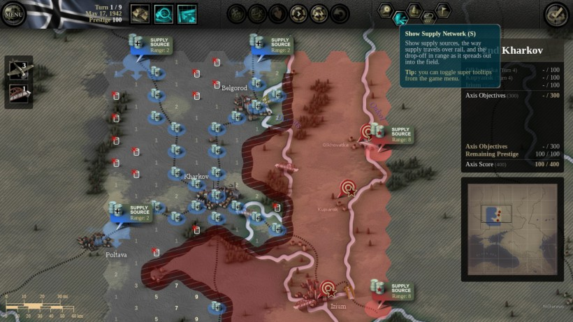 Entry Level Wargames: Three Titles for New Armchair Generals