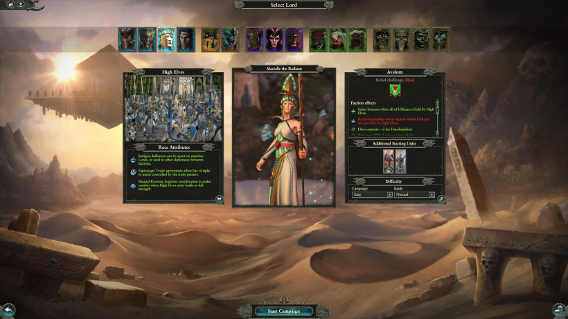 Total War: Warhammer II - The Queen & The Crone Overview