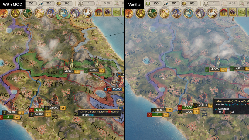 The Best Imperator: Rome Mods (So Far) | Strategy Gamer