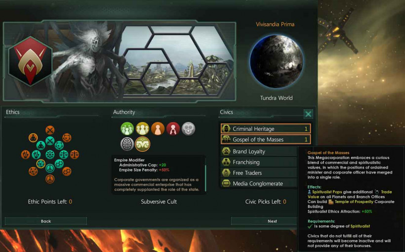 Review: Stellaris: MegaCorps | Strategy Gamer