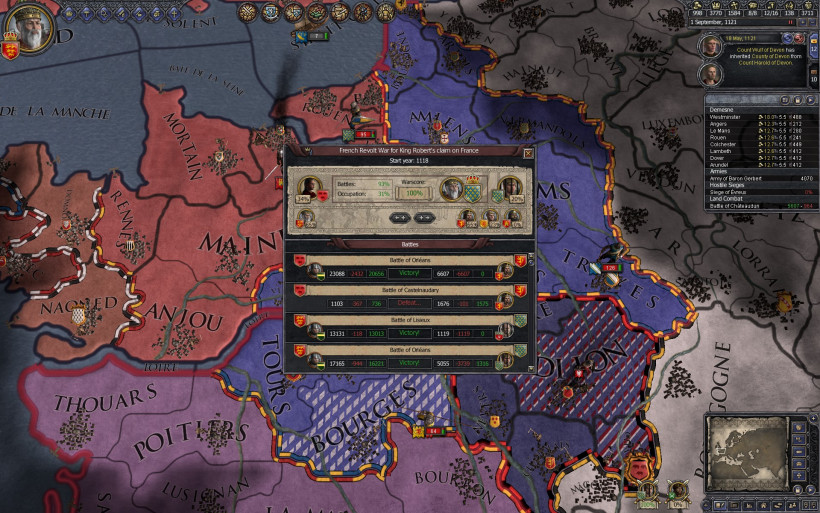 Crusader Kings 2 Tips Guide | Strategy Gamer