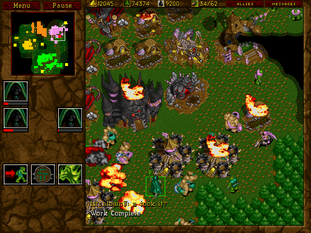 Warcraft 1 2 Are Now Available Via Gog Com Strategy Gamer